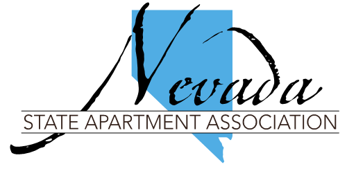 Nevada State Apartment Association logo